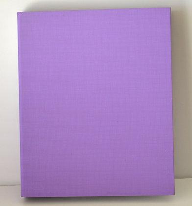 A4 2 Ring Binder - Purple