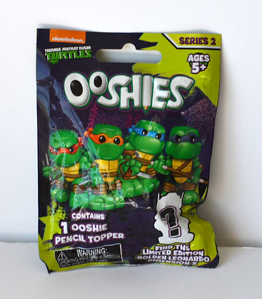 Teenage Mutant Ninja Turtles Ooshies