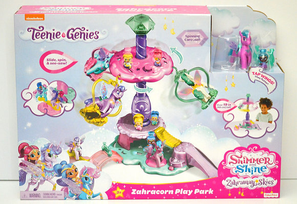 Shimmer & Shine - Zahracorn Play Park