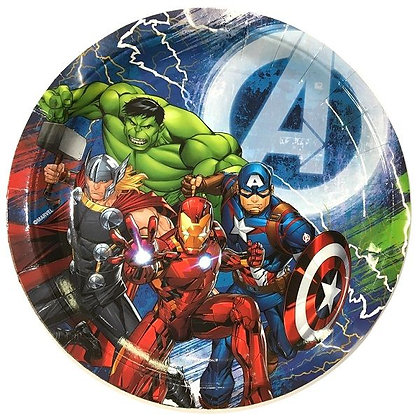 Birthday Theme - Avengers