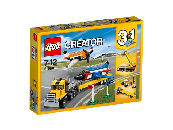 Lego Creator 3 in 1 - Airshow Aces