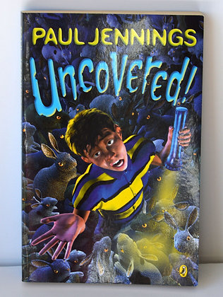 Uncovered - Paul Jennings