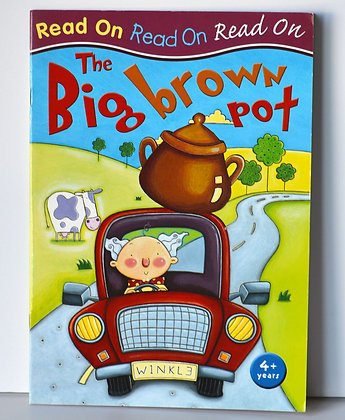 The Big Brown Pot