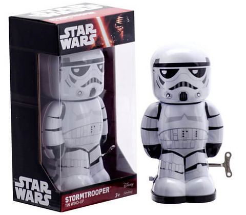 Star Wars Tin Wind Up - Stormtrooper