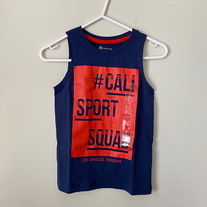 Cali Sport Squad Singlet
