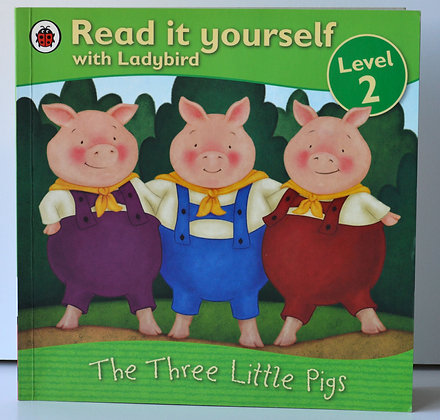 The Three Little Pigs - Read it Yourself