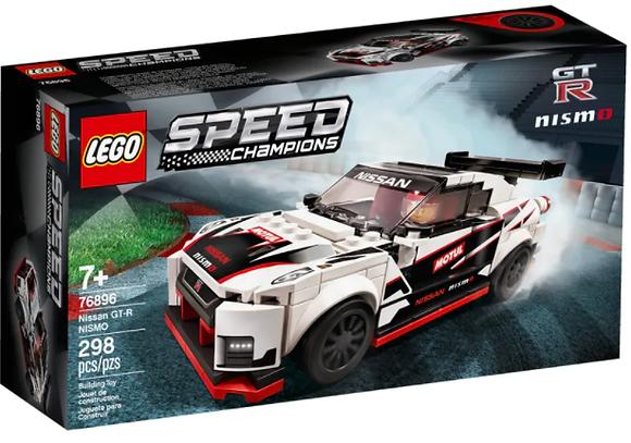Lego Speed Champions - Nissan GT-R