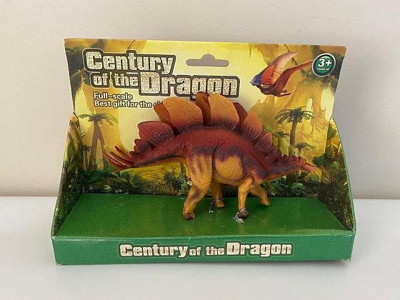 Toy Stegosaurus