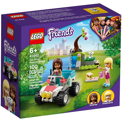 Lego Friends Vet Clinic Buggy