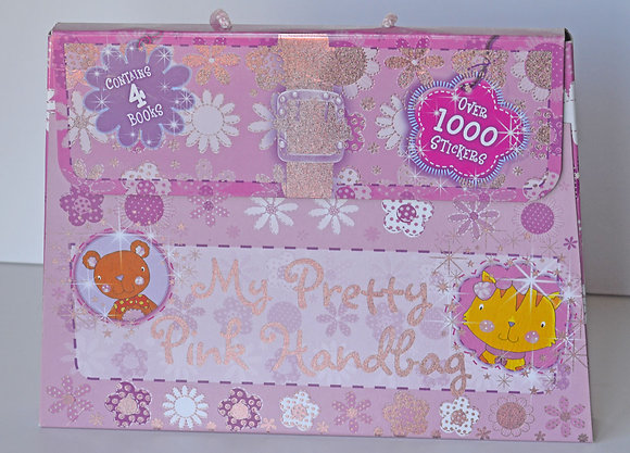 My Pretty Pink Handbag Activity Books