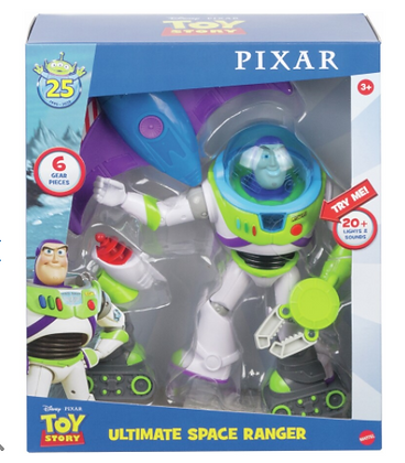 Toy Story - Ultimate Space Ranger