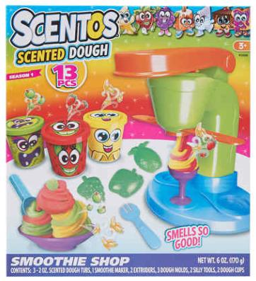 Scentos Scented Dough - Smoothie Shop