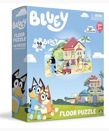 Bluey Floor Puzzle