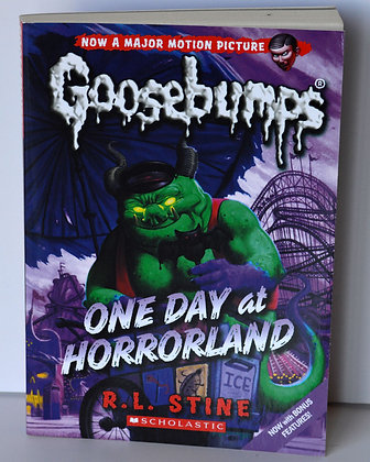 Goosebumps - One Day at HorrorLand