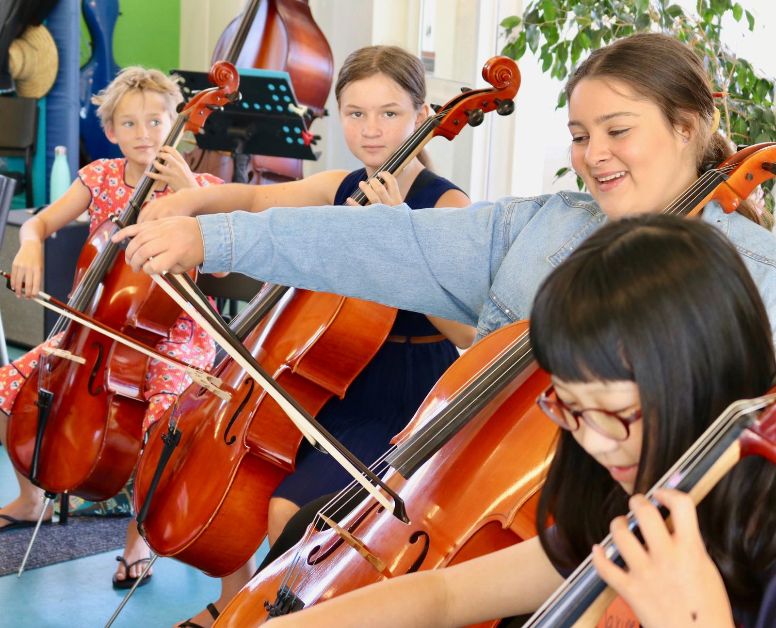 Violin Summer Camps 2020.Fullscreen Page Perth Summer Orchestra Camp 2020