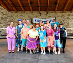 25th annual Putnam County Spelling Bee Cast