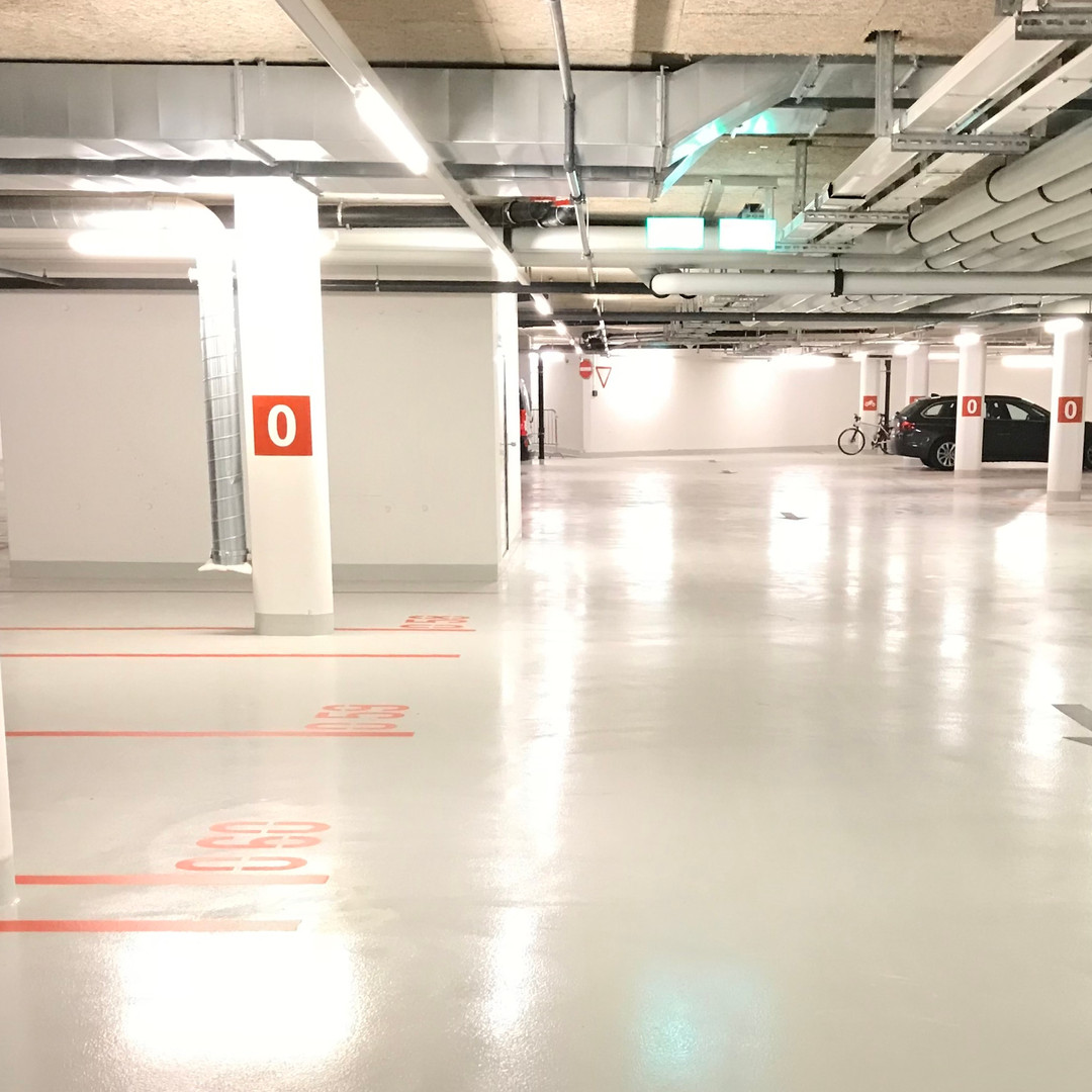Parking MicroCity EPFL