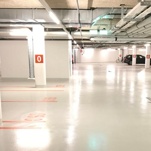 Parking MicroCity EPFL
