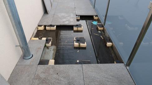 Expertise des terrasses et toitures accessibles