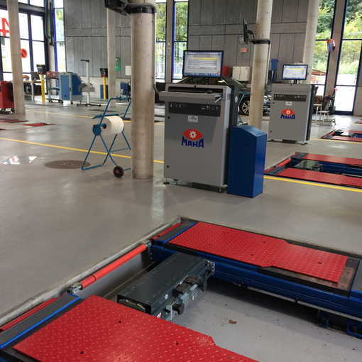TCS Garage