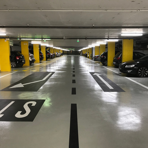 Parking du Seujet