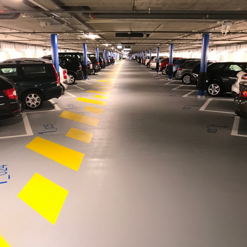 Parkhaus City Parking