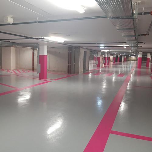 Parking Eaux – Vives Gare CFF