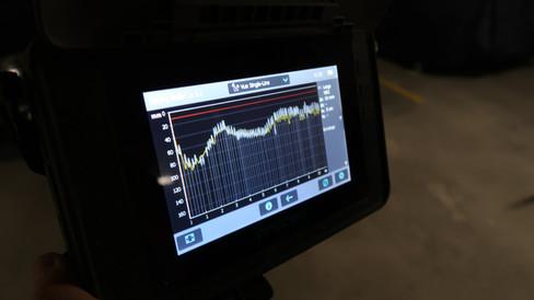 Monitoring contrôle du béton et des armatures