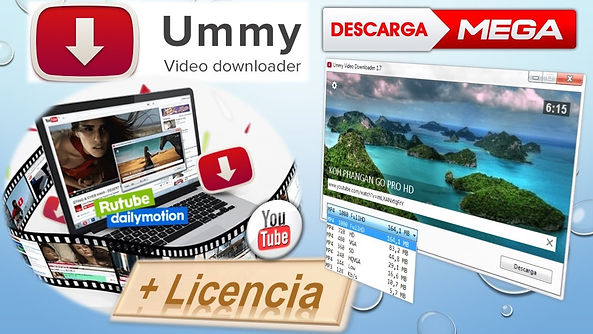 descargar ummy video downloader full gratis español
