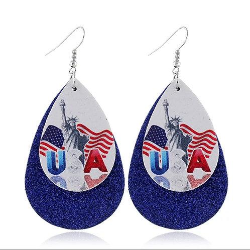 USA Earrings