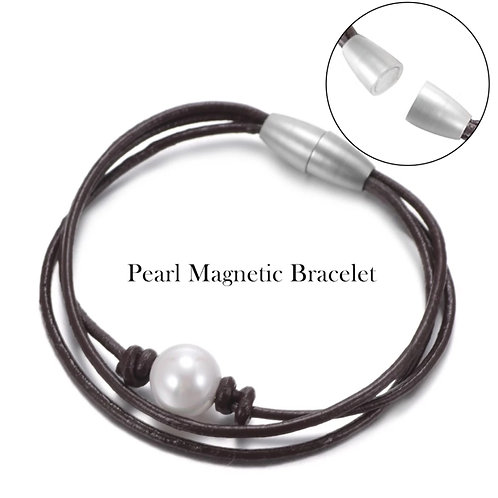 Pearl Magnetic Bracelet