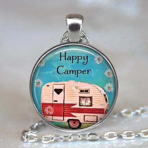 Happy Camper Necklace