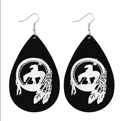 End of the Trail Earrings
