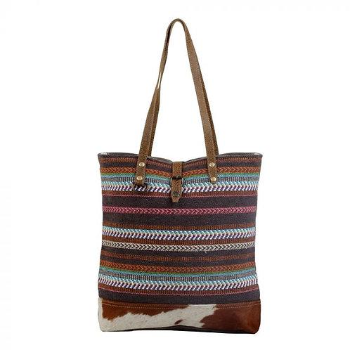 Enlaced Tote Bag