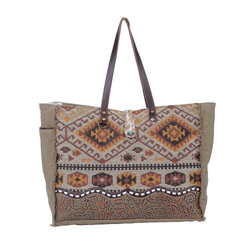Aztecan Weekender Bag