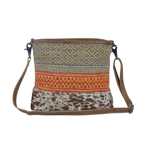 Rhythmic Hues Shoulder Bag