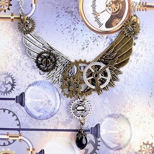 Steampunk Angel Wings