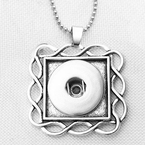 Square Lattice Necklace