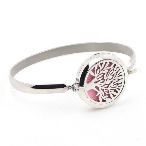 Tree of Life Diffuser Bracelet