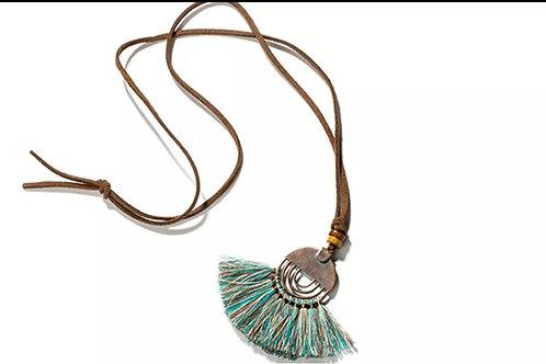 Bohemian Tassle Necklace