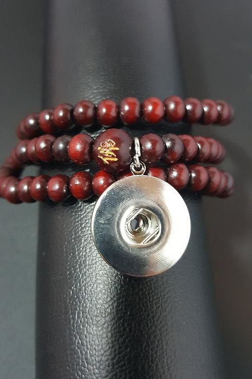 Beaded Wrap Bracelet/Necklace