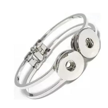Double Snap Bracelet