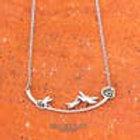 Dragonflies Necklace