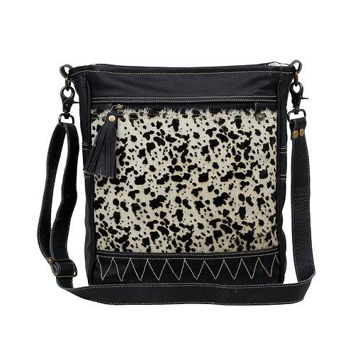 Naive Leather & Hairon Bag