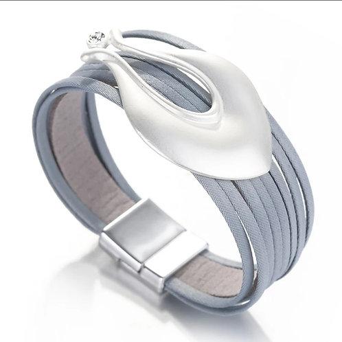 Powder Blue Bracelet