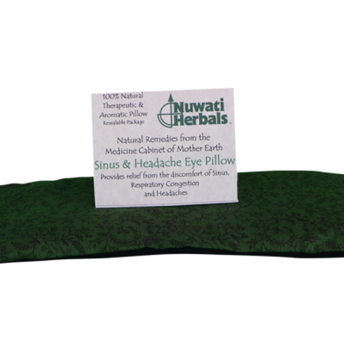 Sinus & Headache Herbal Eye Pillow