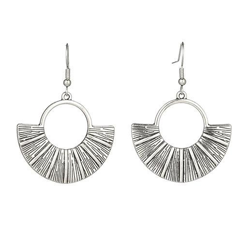 Semicircle Earrings