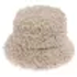 Lamb Faux Fur Bucket Hat