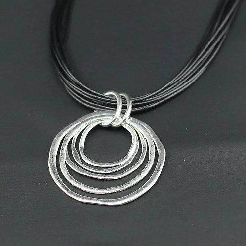 Round Choker Necklace