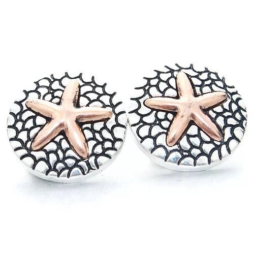 Copper Starfish Snap